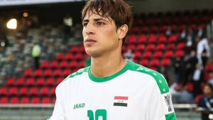 پیشنهاد رقیب استقلال به ستاره تیم ملی عراق