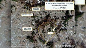 کشف یک پایگاه موشکی جدید در کره شمالی