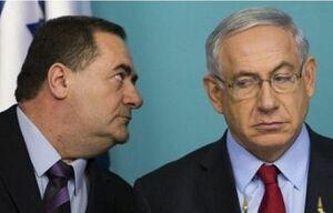 بنیامین نتانیاهوو اسرائیل کاتص