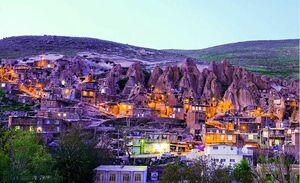 عکس/ شگفتانگیزترین روستای صخرهای جهان