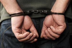 دستگیری دزدان حین سرقت گاردریلهای کنار اتوبان