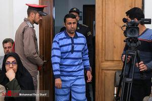 """دومین جلسه رسیدگی به پرونده عامل شهادت بسیجی پاسدار شهید """"سجاد شاه سنایی"""""""