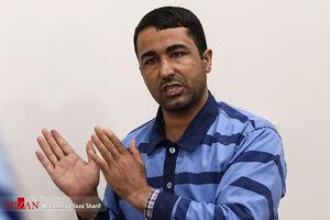 فیلم/ ۹۴۴ روز انتظار برای اجرای حکم قاتل شهید مدافع امنیت