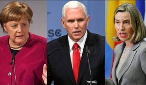 افزایش شکاف آمریکا و اروپا؛ دستاورد کنفرانس مونیخ