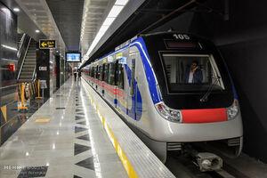 آخرین وضعیت۱۳۷۰واگن مترو کلانشهرها