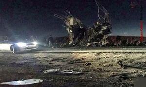 تاکنون ۶ متهم حادثه تروریستی جاده خاش-زاهدان دستگیر شدهاند