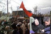 مادر شهید حادثه زاهدان داغ فرزند را تاب نیاورد + عکس