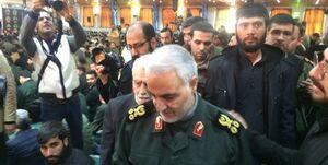 پیام سردار سلیمانی به تروریستها +عکس