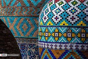 عکس/ آرامگاه شیخ صفیالدین اردبیلی