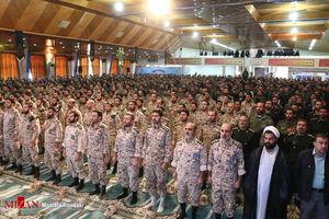 عکس/ مراسم گرامیداشت شهدای حادثه تروریستی زاهدان