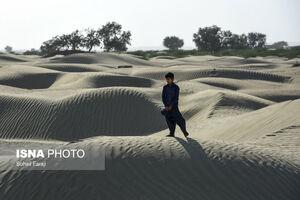 عکس/ خشکسالی در «جاسک»