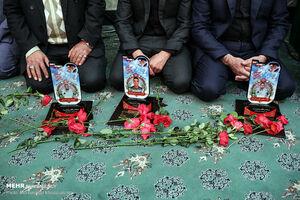 عکس/ گرامیداشت سالروز شهدای حادثه خیابان پاسداران