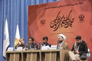 امیر قادری: نگاه تباهی که اغلب فیلمهای ایرانی آن را نمایندگی میکنند،  من اسمش را فساد میگذارم
