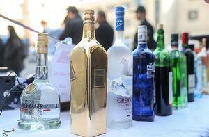 """کشف """"مشروبات الکلی لاکچری"""" با قطعات و روکش طلا + عکس"""