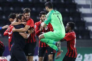 سایپا از صعود به مرحله گروهی لیگ قهرمانان باز ماند
