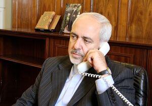 تبریک تلفنی ظریف به دبیرکل جهاد اسلامی فلسطین