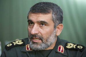 حاجی زاده: ایجاد اخلال در سیستم موشکی ایران دروغ است