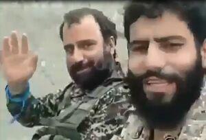 فیلمی ویژه از شهدای حادثه تروریستی زاهدان قبل از شهادت