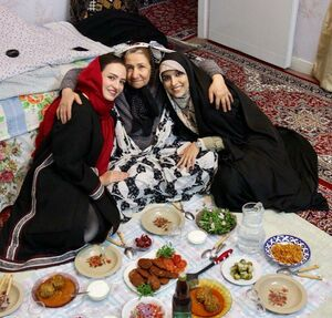 کدام مادر شهید برای مژده لواسانی نذر میکرد؟ +عکس