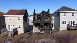 کشته شدن 7 کودک در یک آتش سوزی در کانادا
