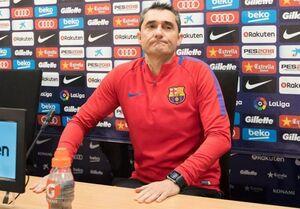 واکنش سرمربی بارسلونا پس از شکست در فینال جام حذفی