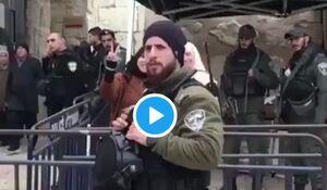 این همه یگانویژه برای بازداشت دو زن! +فیلم