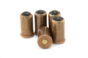 3 برابر شدن خرید گلوله پلاستیکی توسط پلیس انگلیس