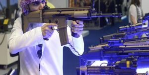 افزایش ۸۷درصدی واردات سلاح به کشور های خاورمیانه