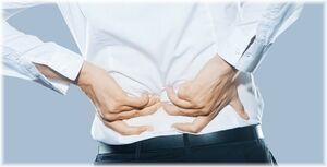 کمردرد سراغ چه کسانی می آید؟+ روش درمان