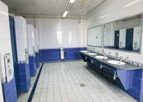 ماجرای افتتاح دستشوییها چه بود؟ +عکس