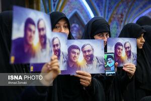 عکس/ همایش جهاد مغنیه و جوانان مقاومت