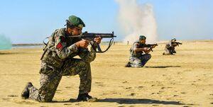 عملیات «تاخت آبخاکی» توسط تکاوران نداجا در سواحل مکران