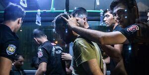 دستور بازداشت ۲۹۵ نظامی ترکیه به اتهام ارتباط با گولن
