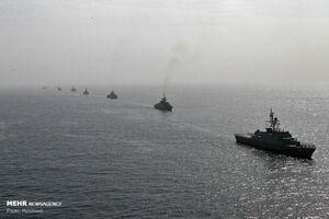 فیلم/ رزمایش بزرگ ارتش در آبهای جنوب کشور