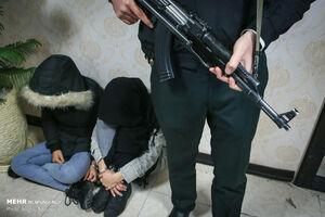 دستگیری باند ۱۵ نفره سرقت از منازل تهران