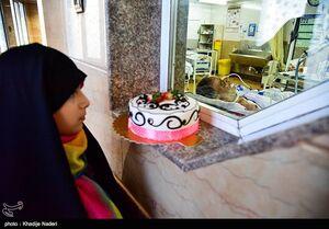 عکس/ جشن تولد متفاوت یک دختر 8ساله