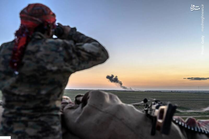 نیروهای دموکراتیک سوریه و ائتلاف آمریکا میگویند در حال جنگ با داعش در آخرین پایگاهش واقع در باغوز سوریه هستند.