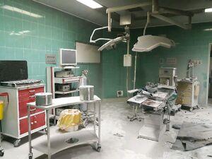 فیلم/ اتفاقی وحشتناک در اتاق عمل بیمارستان سمنان
