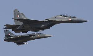 عکس/ نمایشگاه هوایی هند