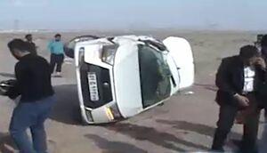 فوت بازرس شورای سیاستگذاری ائمه جمعه در تصادف