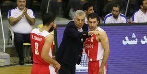 قول شرف سرمربی تیم ملی بسکتبال ایران پس از صعود به جام جهانی