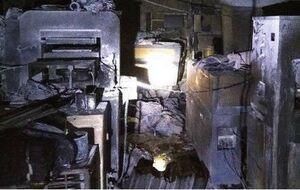 یک کشته و یک مصدوم در آتشسوزی بازار تبریز +عکس