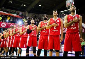 صعود تیم ملی ایران به جام جهانی بسکتبال ۲۰۱۹