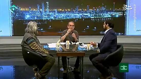 فیلم/ صحبتهای طوفانی علیه مدیران اشرافی در برنامه زنده