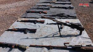 کشف سلاح های آمریکایی در سوریه