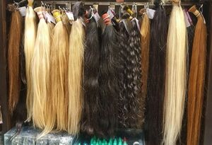 موی طبیعی کودک، ۵۰ سانت، فروشی +عکس