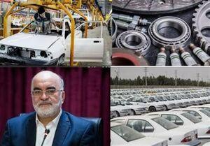 رسوب ۶ ماهه ۳۰۰۰ کانتینر قطعات خودرو در چابهار