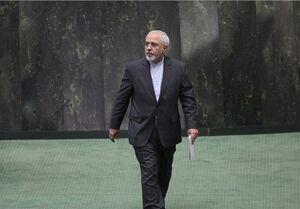 نامه جمعی از نمایندگان مجلس درباره استعفای ظریف