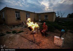 عکس/ نفت سفید پاریس ایران