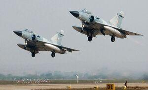 حمله هوایی هند به درون حریم پاکستان